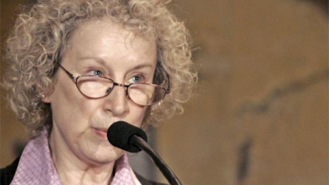 Margaret Atwood, en una foto de archivo (EFE).