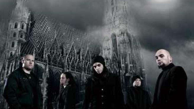 El grupo Skizoo en una imagen promocional.