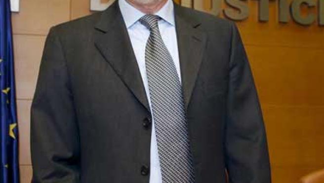 El ministro de Justicia, Mariano Fernández Bermejo. (EFE)