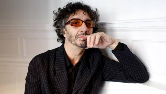 El cantante argentino, en una foto de archivo.