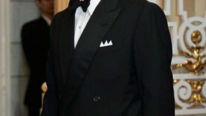 Imagen de archivo del príncipe heredero japonés Naruhito. (REUTERS)