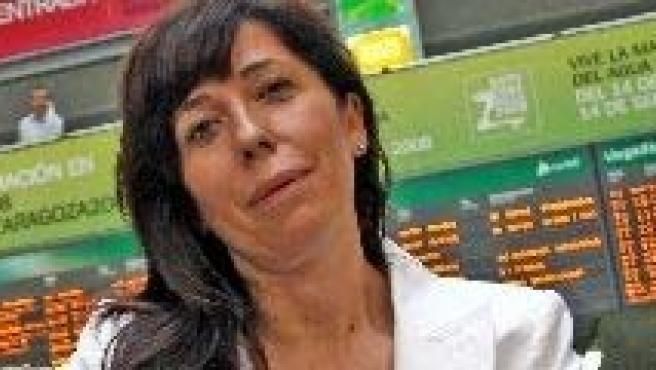 Alicia Sánchez-Camacho.