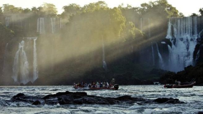 Cataratas de de Iguazú, Argentina.