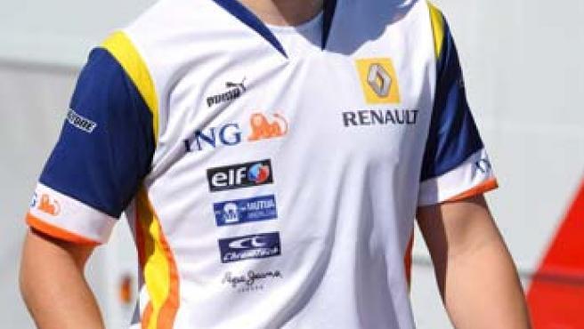 El piloto español de Fórmula Uno Fernando Alonso (Efe).