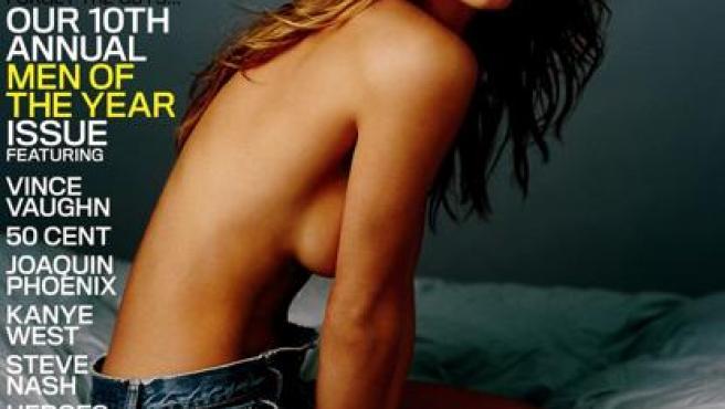Jennifer Aniston. (GQ)