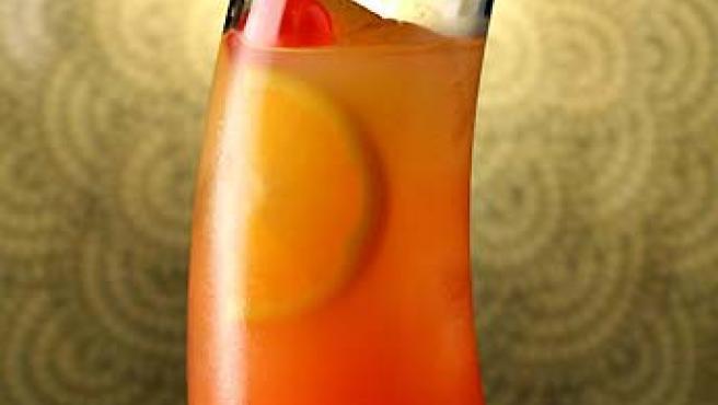 El Tequila Sunrise tiene gran fama en EE UU.
