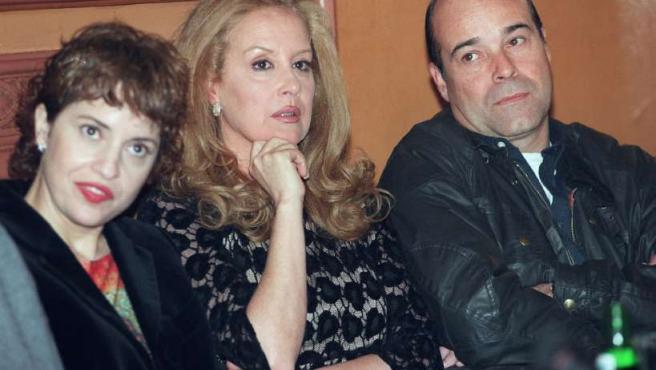 Fedra Lorente es actriz, conocida por el papel de La Bombi.