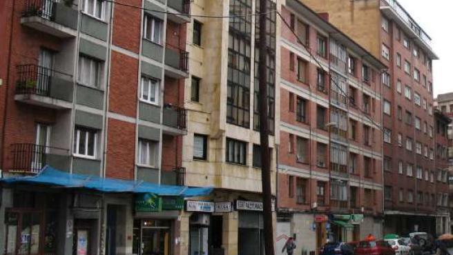 Pisos en Gijón.