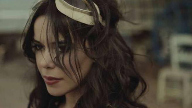 La cantante y actriz, Beatriz Luengo.