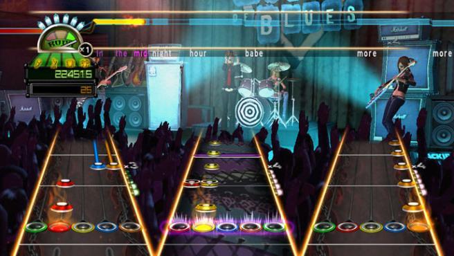 El nuevo disco de Metallica estará siponible mediante descarga para el juego 'Guitar Hero World Tour'.