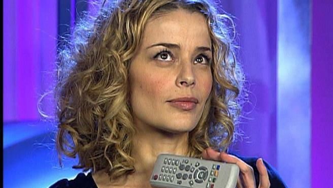 La presentadora tiene gran experiencia en programas de humor.