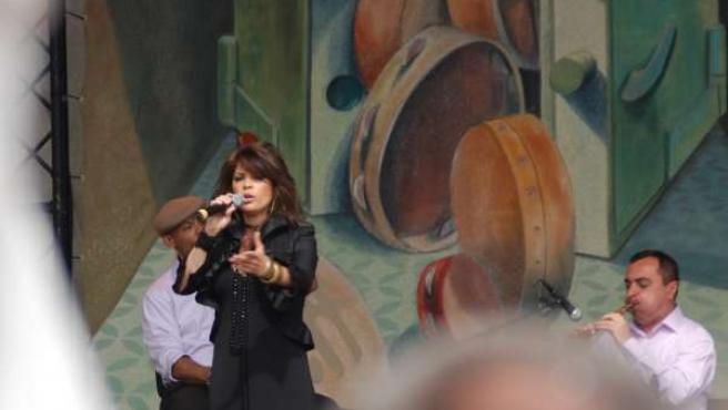 La cantante israelí, Yasmin Levy (FLICKR)