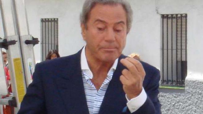 Arturo Fernández actuará toda la semana en el Colón.