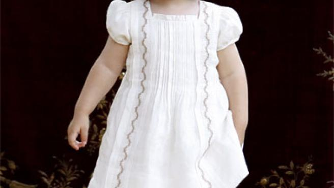 La infanta Leonor, una niña muy salada (Foto: KORPA).