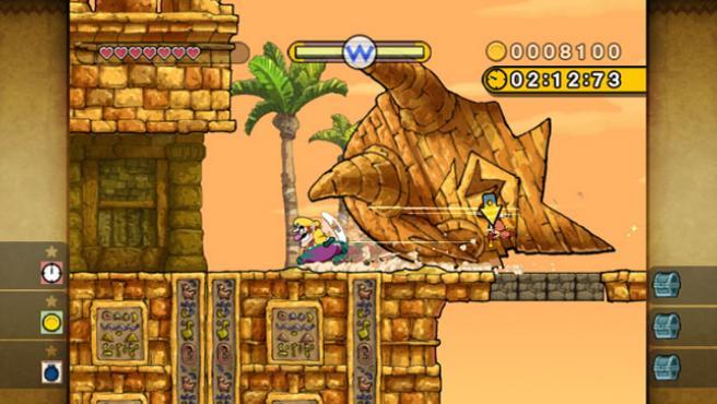 'Wario Land: The Shake Dimension' será el más clásico de los nuevos lanzamientos para Wii.