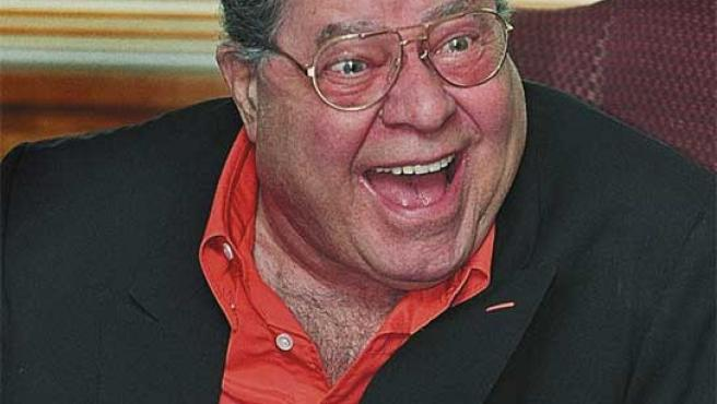 El cómico estadounidense Jerry Lewis.