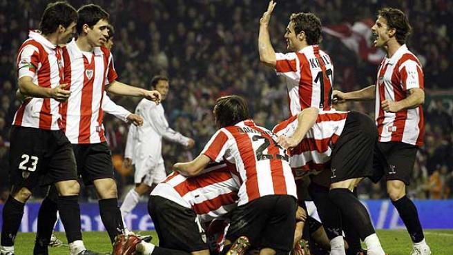 Los jugadores del Athletic esperan mejorar aún más este año.