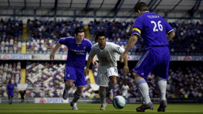 El autor de la mejor jugada de 'FIFA 08' se llevará un monitor para PC de Samsung.