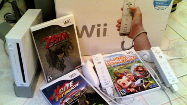 El joven chino quería una consola de Nintendo.
