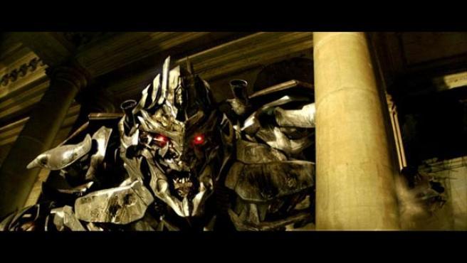 Megatron vuelve en 'Transformers 2: Revenge of the Fallen'.