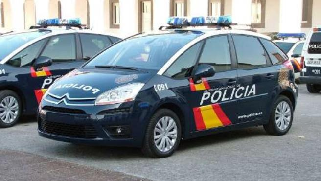 Patrullas del Cuerpo Nacional de Policía