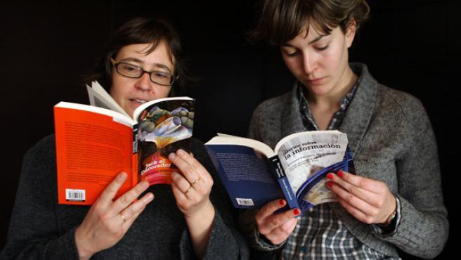 La lectura ofrece grandes placeres.