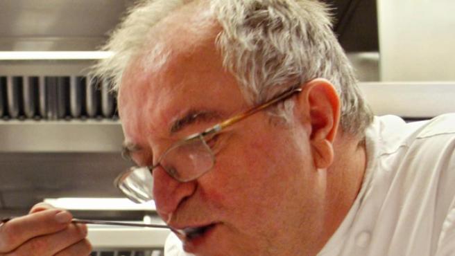 Juan Mari Arzak, uno de los invitados al congreso.