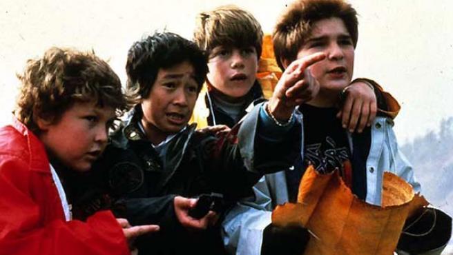 'Los Goonies' (1985) se ha convertido en un clásico de culto del cine juvenil.