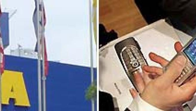 Ikea ofrece en Reino Unido un servicio de telefonía móvil. (ARCHIVO).