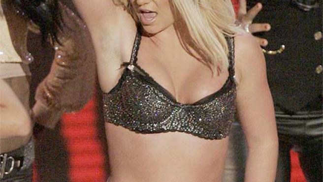 La cantante Britney Spears, en una foto de archivo.