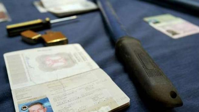 Detenidos ocho ladrones kosovares que llevaban una vida de lujo