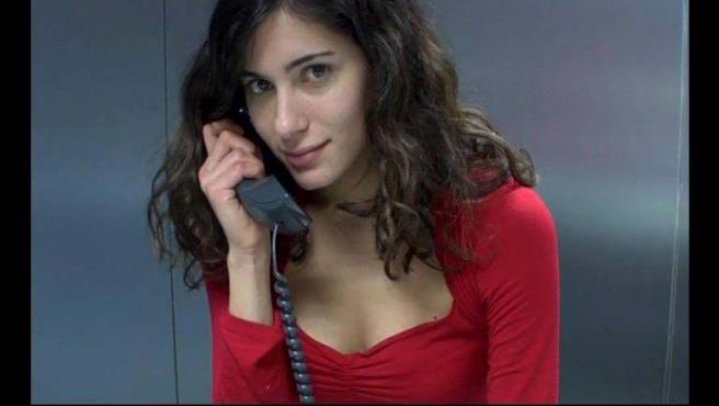 Carolina Villafruela en una secuencia de 'Amor Sobrenatural'.