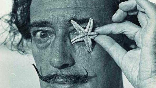 El pintor español Salvador Dalí.