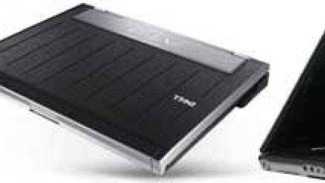 Los Latitude son los portátiles más ligeros de Dell.