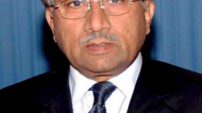 Imagen de archivo tomada el 12 de julio de 2007 que muestra al presidente paquistáni, el general Pervez Musharraf.EFE