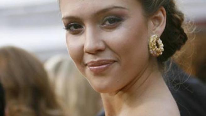 La actriz Jessica Alba, en una imagen de archivo.