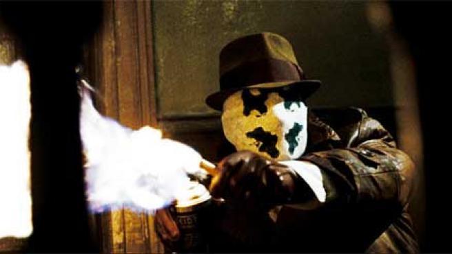 Rorschach, uno de los protagonistas de 'Watchmen'.