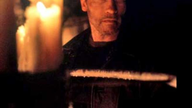 Un fotograma de la película 'El fin de los días'.