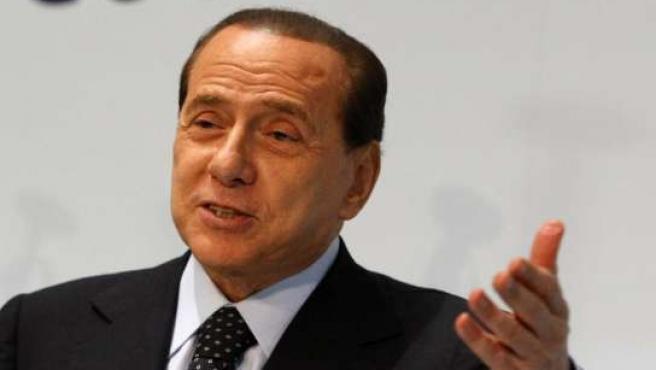 Silvio Berlusconi en una imagen tomada en la cumbre del G-8 en Japón. (Foto: Issei Kato / REUTERS)