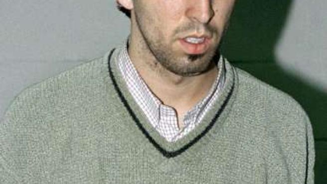 Goikoetxea se encontraba en libertad bajo fianza de 6.000 euros. EFE/ARCHIVO