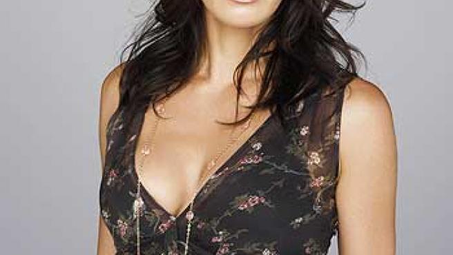 La actriz Teri Hatcher.