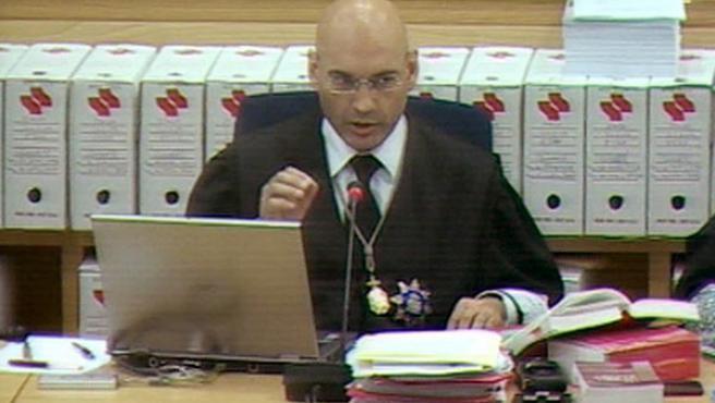Juez Bermúdez, magistrado del 11-M.