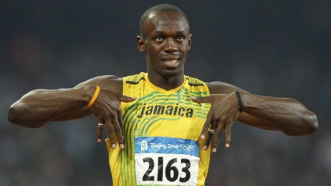 El atleta jamaicano Usain Bolt reivindica a su país. (REUTERS)