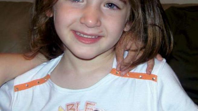 Imagen de archivo facilitada por la Policía Israelí que muestra a la niña de cuatro años desaparecida Rose Pizem.