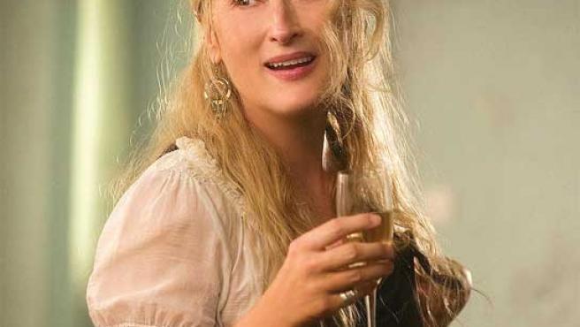 Meryl Streep, en 'Mamma Mia'.