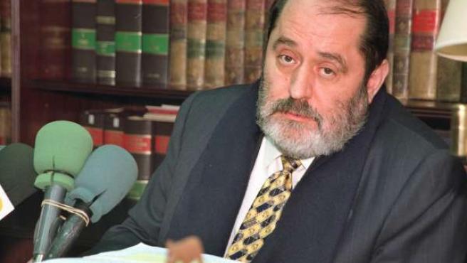 El abogado Jose Emilio Rodriguez Menéndez, en una imagen de archivo.