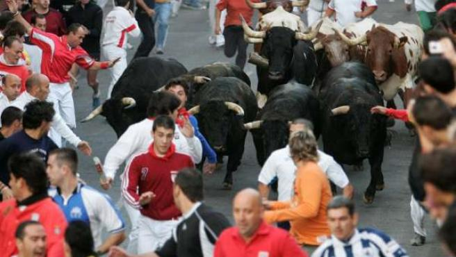 Encierros de San Sebastián de los Reyes (ARCHIVO)