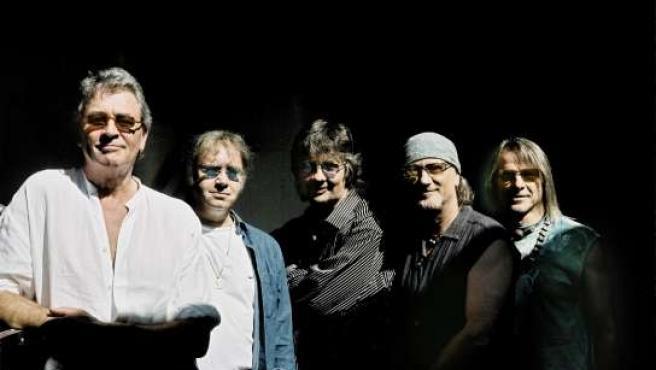 La legendaria banda británica protagoniza la agenda musical del mes.