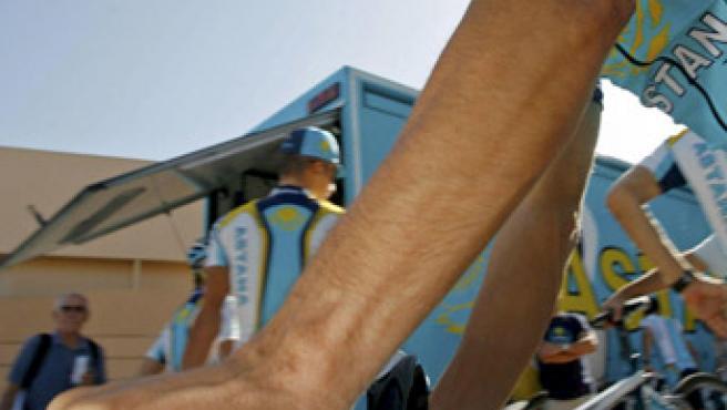 Alberto Contador. (EFE)