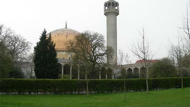 Mezquita de Regent's Park. (ARCHIVO).